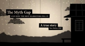 Jonah Sachs discusses empowerment marketing and explains how the myth gap can strengthen cause-driven storytelling.